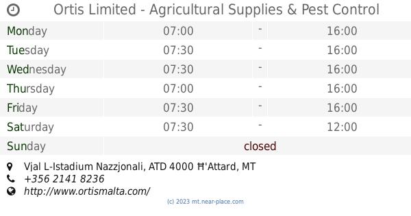 Bigmat Malta Attard Opening Times Tel 356 2338 4400